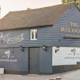 Blue Anchor, Crowborough